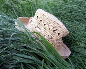 Strohhüte, lange Röcke und Leine: Im Sommer 2011 darf gerne wieder auf Safari gegangen werden - vor allem in Sachen Mode