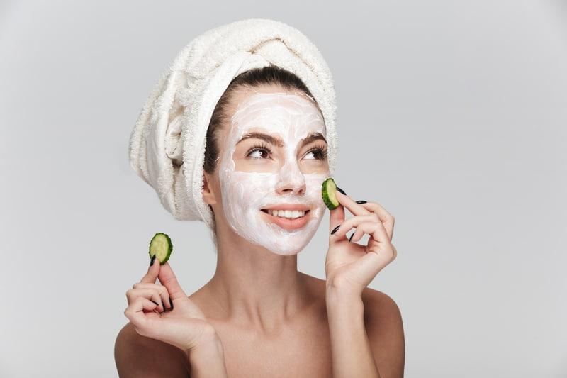 Hautpflege Gesichtsmaske DIY | © panthermedia.net /VaDrobotBO
