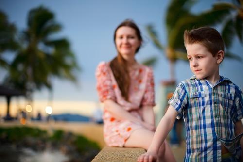 Die Sommerferien: für Kinder das Schönste, für arbeitstätige Mütter eine logistische Meisterleistung