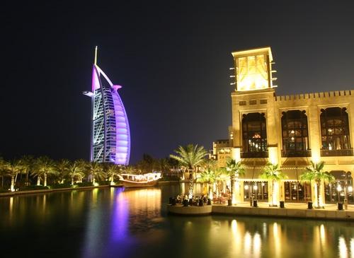 Luxusurlaub in Dubai