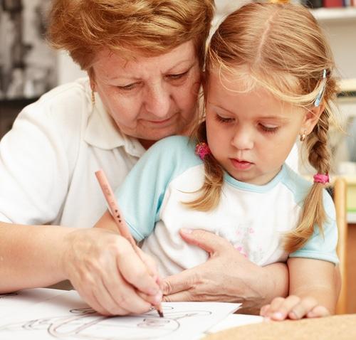 Anti Aging als Oma