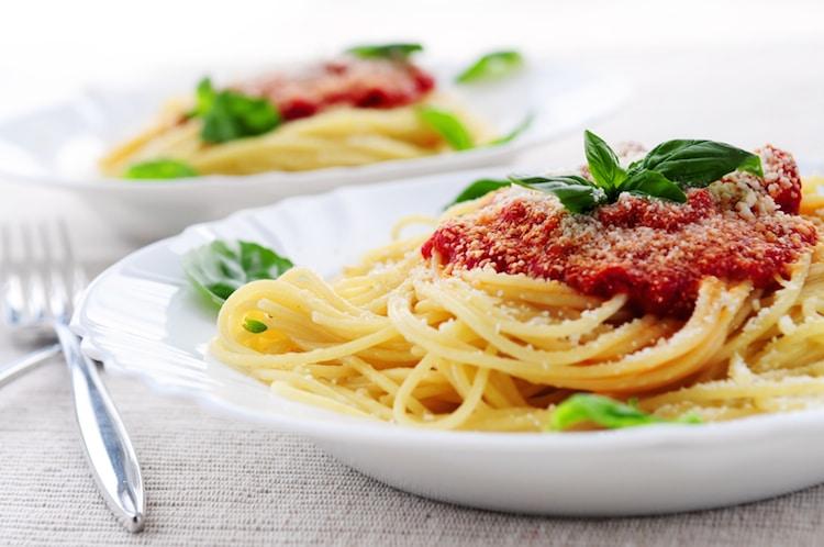 Italienische Kueche Pasta | © panthermedia.net /Elena Elisseeva