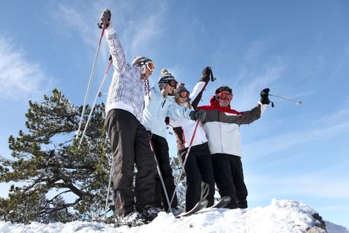 Last Minute für denen Skiurlaub