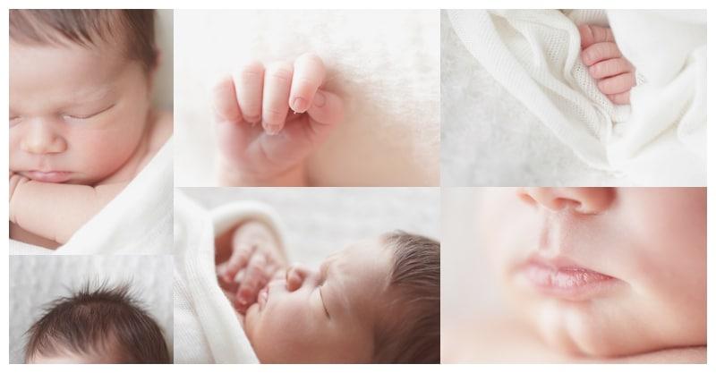 Babyteile Süße Babys vor der Linse von Profi Fotografin B. Rothmund
