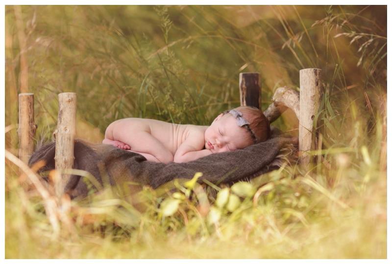 schlafendesBaby Süße Babys vor der Linse von Profi Fotografin B. Rothmund