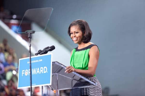 Mit Michelle Obamas sportlichen Armen begann der Trend.