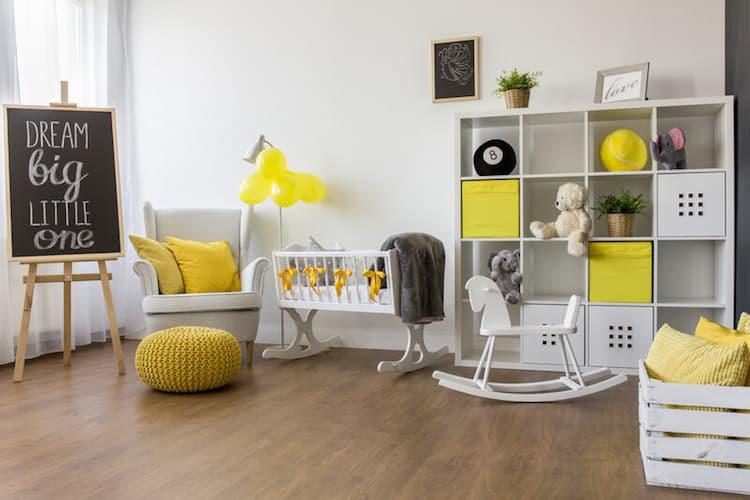 Kinderzimmer Gestaltung | © panthermedia.net /photographee.eu