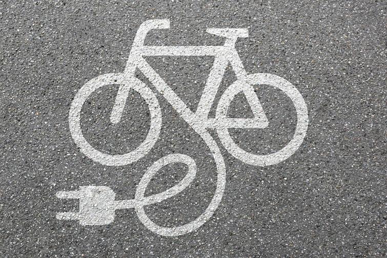 E-Bike | © panthermedia.net /Markus Mainka