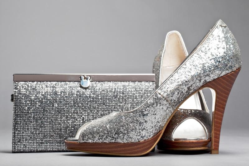 High Heels Schuhe Glitzer 2018 | © panthermedia.net /kozzi2