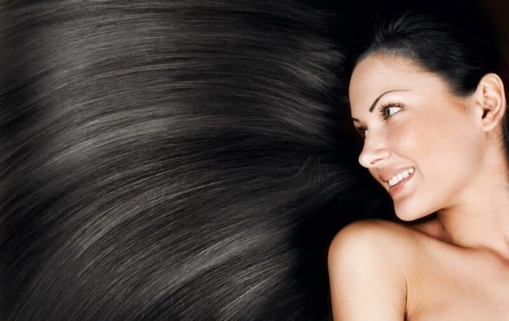 Frau mit langen Haaren | © panthermedia.net /koji6aca