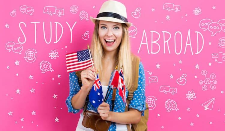 Study Abroad | © panthermedia.net /Melpomene