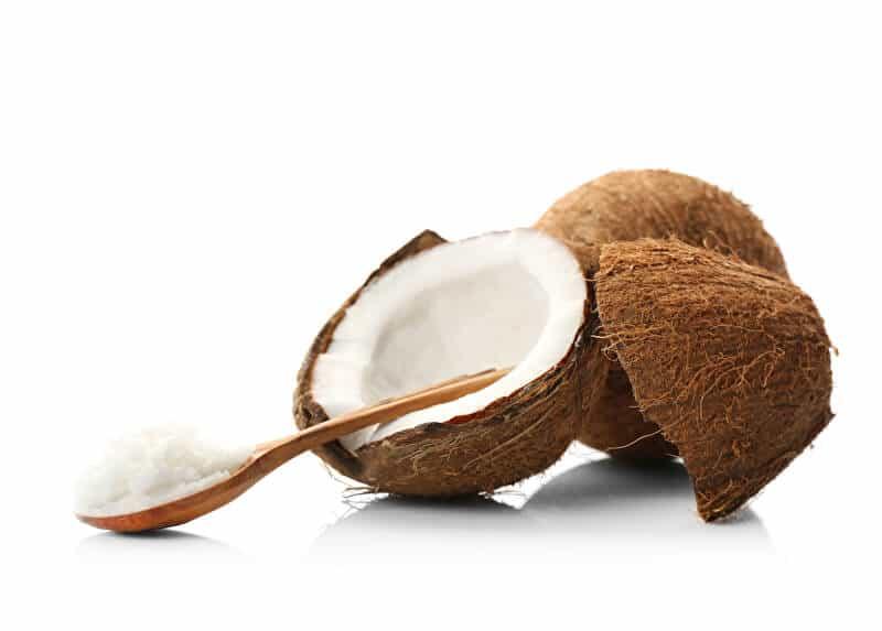 Kokosnuss gegen Haarausfall | © PantherMedia / belchonock