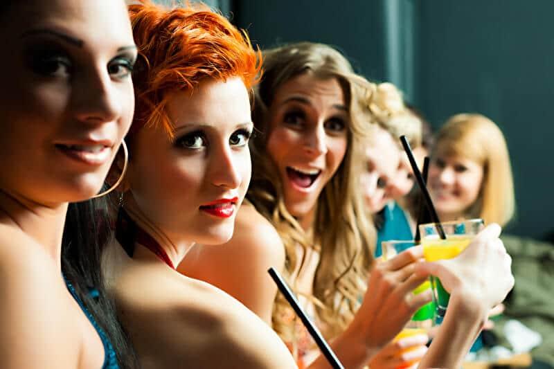 Mädelsabend mit Freundinnen | © PantherMedia / Arne Trautmann