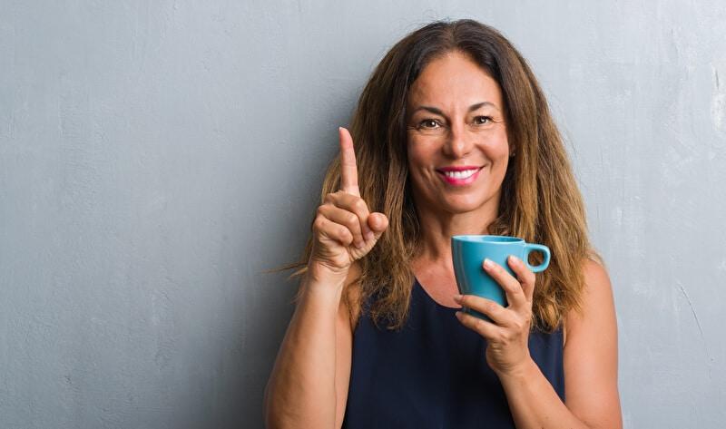 Wann Kaffeemaschine entkalken   © PantherMedia / Krakenimages.com